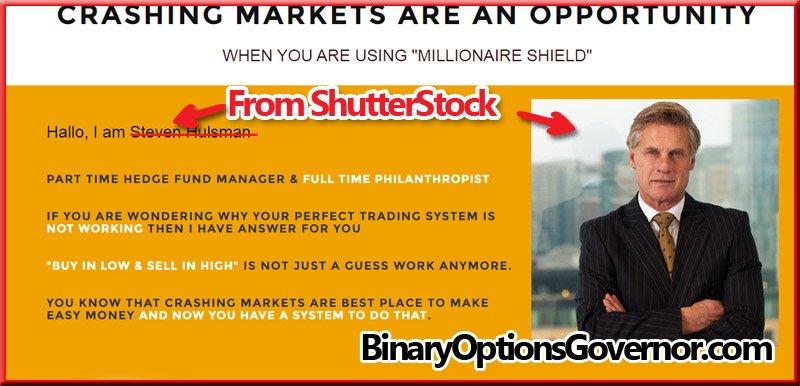Millionaire Shield Scam
