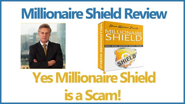 Millionaire Shield App is a Scam? Results Inside..