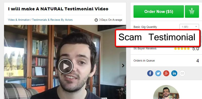 Certified Income Scam Testimonial