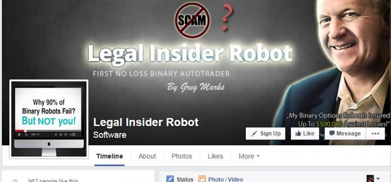 LegalInsiderBotFacebook
