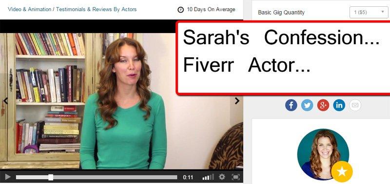 Sarahs Confession