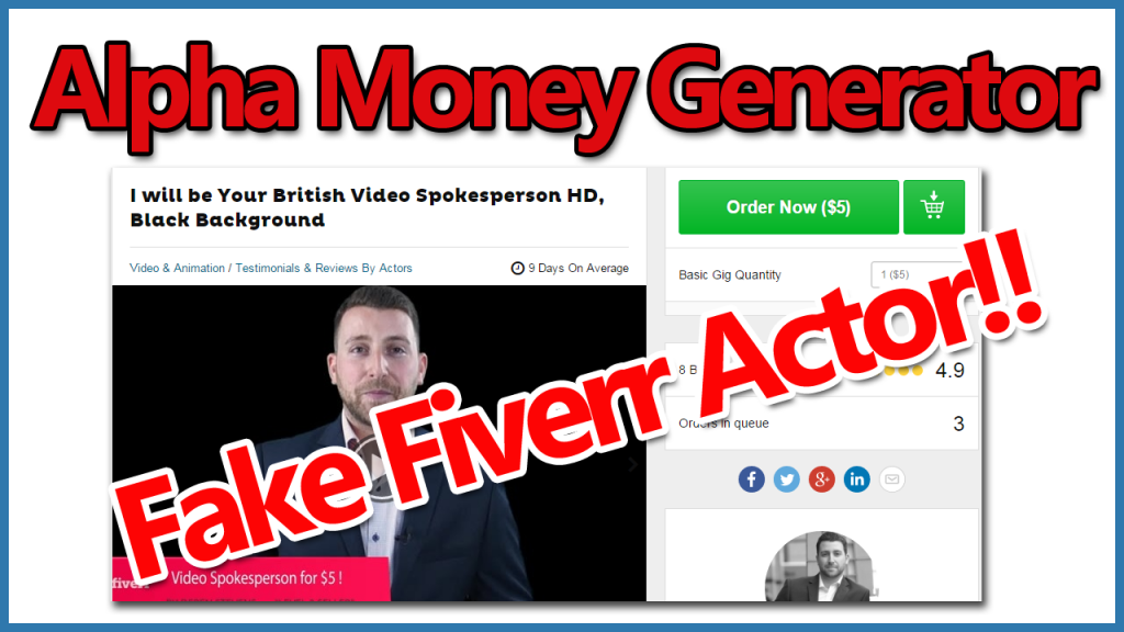 Alpha Money Generator Review