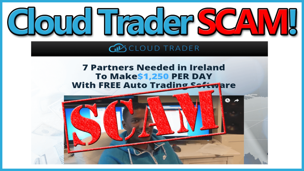 Cloud Trader Scam