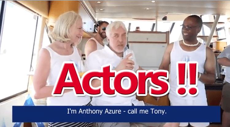 The Azure Method Actors