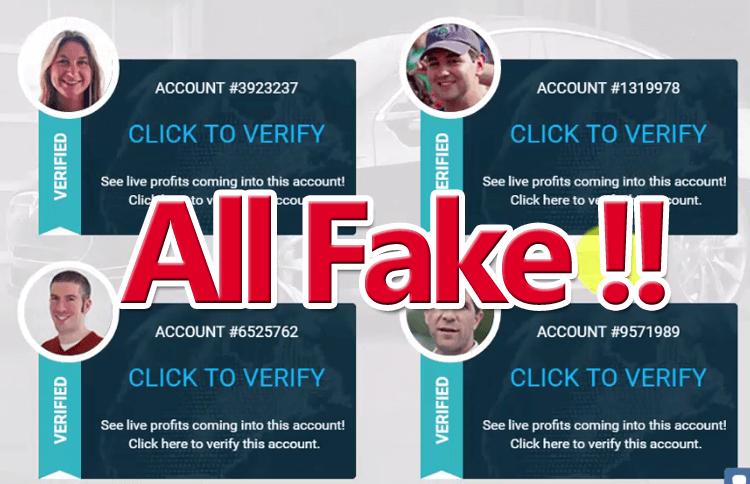 Azure Method Fake Testimonials