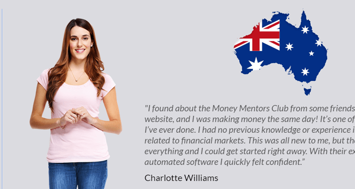 Money Mentors Club Testimonials