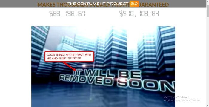 Centument Project 2 Review