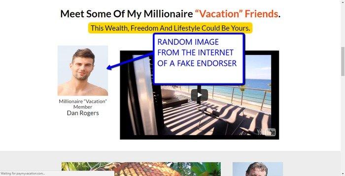 Pay My Vacation Testimonials