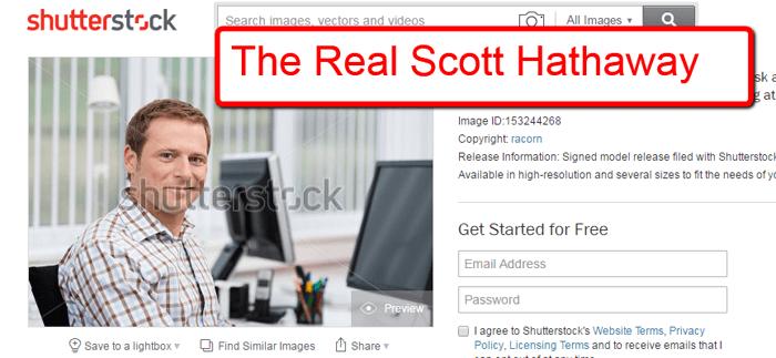 Scott Hathaway Dubai Lifestyle App