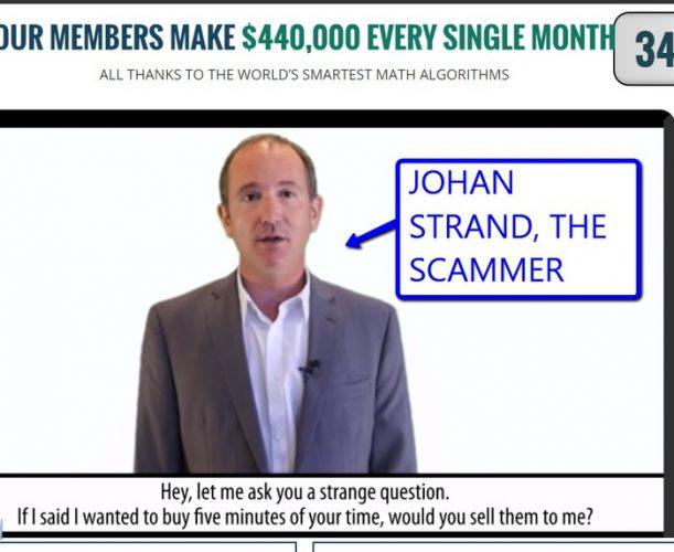 Blazing Trader Scam
