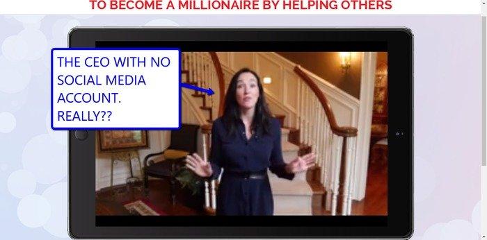 Megan Sanders Charity Profits App
