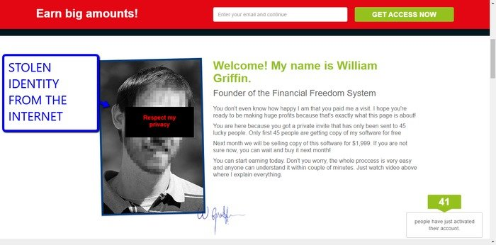 Financial Freedom System