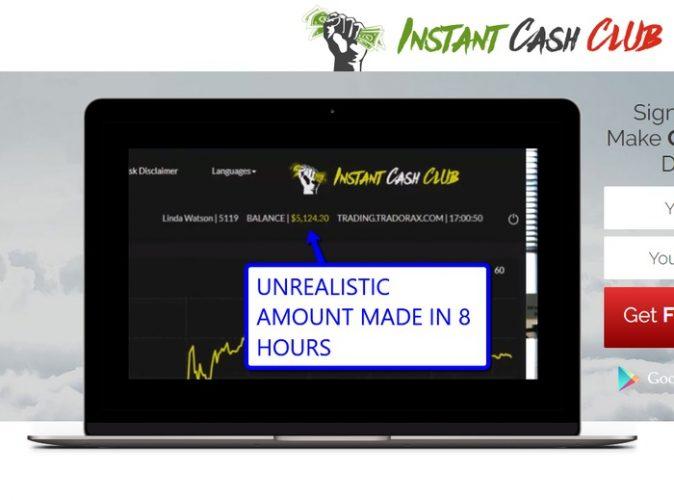 Instant Cash Club