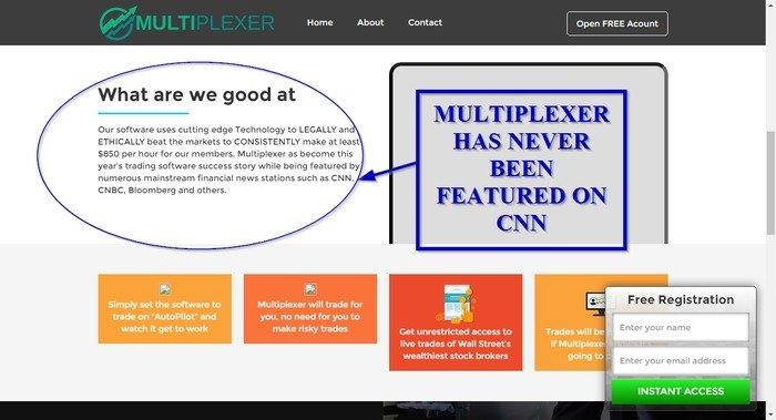 Multiplexer System