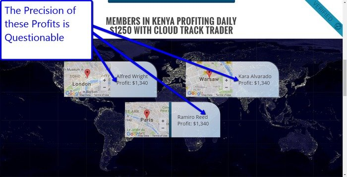 cloud track trader Review
