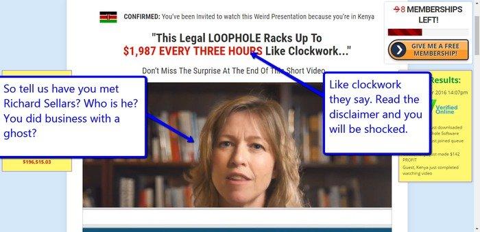 The Cash Loophole Review