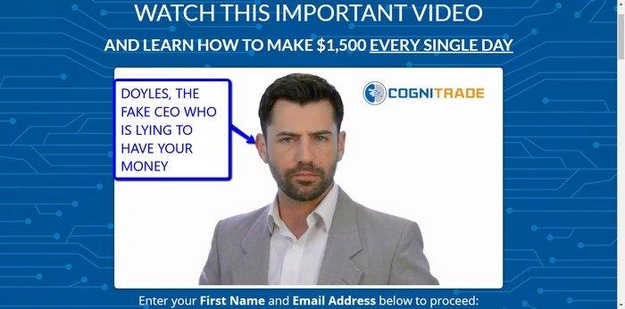 Cogni Trader Scam