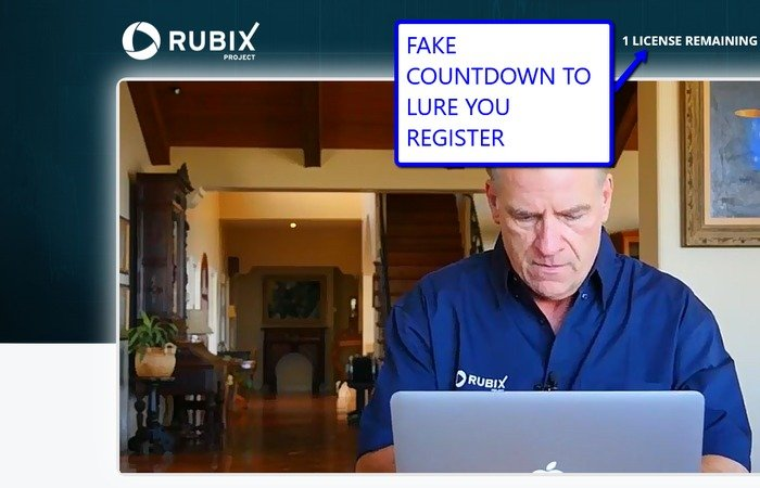 Rubix Project Scam