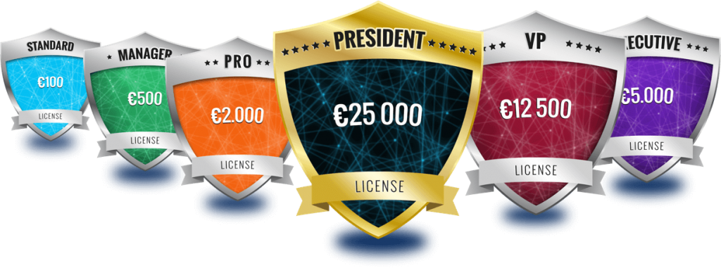 Dascoin Licences