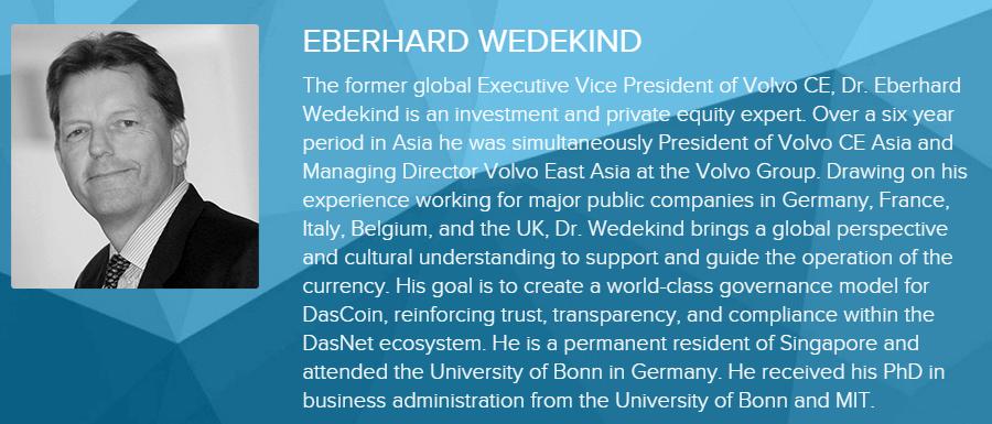 Ederhard Wedekind Dascoin