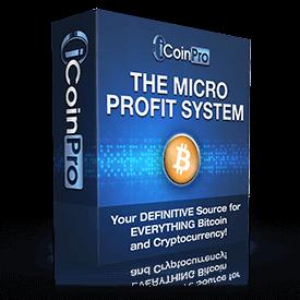 iCoinPro Micro Profit System