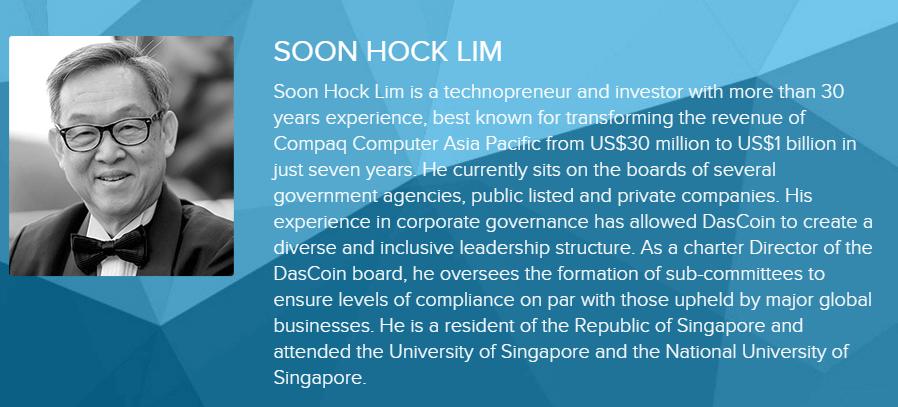 Soon Hock Lim Dascoin