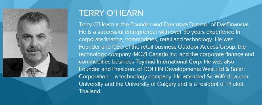 Terry OHearn Dascoin